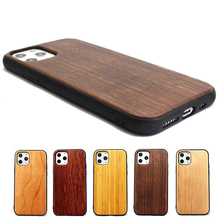 Bamboo Walnut Maple Real Wood Case For Samsung