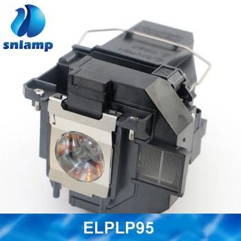 High quality with Housing ELPLP95 NSHA300SE Projector Lamp/Bulbs For EB-2165W EB-2245U  EB-2250U EB-2255U EPSON Projectors