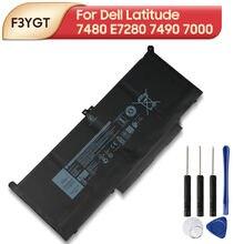 Оригинальный запасной аккумулятор для ноутбука f3ygt dm3wc 2x39g