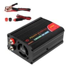 2020 yeni 300W/400W/500W/600W güç invertör dönüştürücü DC 12V 220V AC ile otomobiller için araç adaptörü
