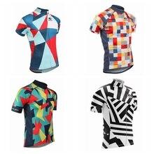 2019 men Cycling Jersey Tops Summer Racing Clothing Ropa Ciclismo Short Sleeve mtb Bike Shirt Maillot
