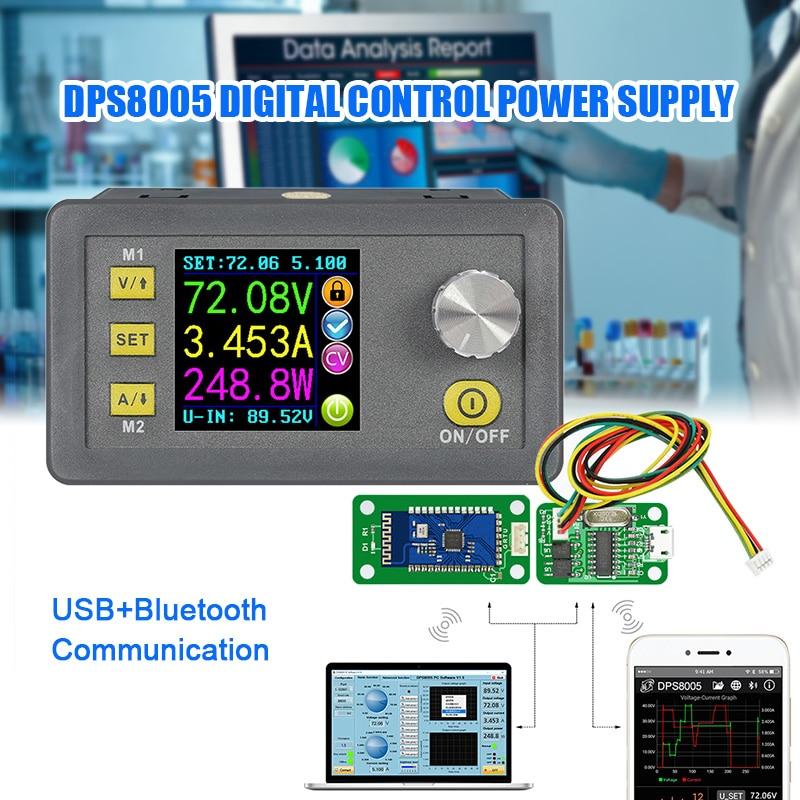 DC voltage regulator power display voltage current converter power adapter board reduces voltage DPS8005 tp
