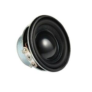 Image 4 - Tenghong 2 stücke 36MM Mini Tragbare Audio Full Palette Lautsprecher 16 Core 4Ohm 3W PU Seite Lautsprecher DIY heimkino Sound System
