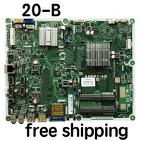 698060 001 For HP Pavilion 20 b Desktop Motherboard 700548 501 700548 601 AABRZ AB Mainboard 100%tested fully work