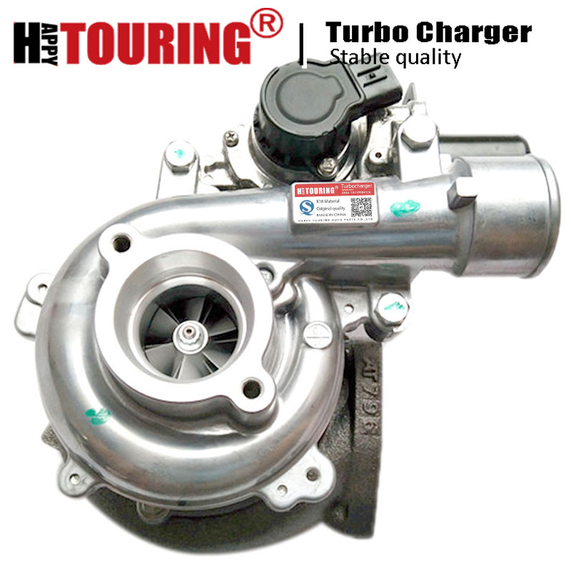 CT16V Turbo FOR TOYOTA HILUX LAND CRUISER PRADO VIGO FORTUNER 3.0 LTR D4 D 1KD FTV 02 10 17201 0L040 17201 301100L040 1720130110Turbo Chargers & Parts   -