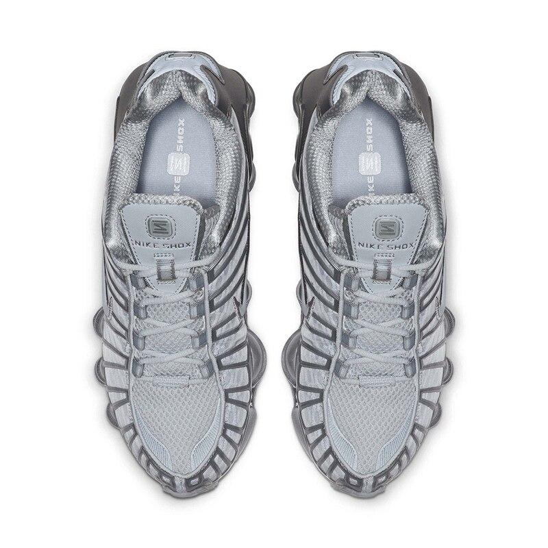 US $259.7 30% OFF|Original New Arrival NIKE W NIKE SHOX TL Women's Skateboarding Shoes Sneakers in Skateboarding from Sports & Entertainment on