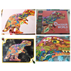 MiDeer-280pcs-Jigsaw-Puzzle-Children-s-Intelligence-Dinosaur-Puzzle-Paper-Early-Education-Toys-Toys-for-Children