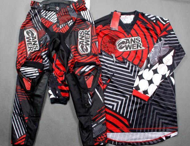 Conjunto De Jersey Y Pantalones Para Motocross Conjunto De Combinacion De Pantalones Para Motocicleta Mx Atv Dirt Bike Diseno De Escape Contra El Calor Combinaciones Aliexpress