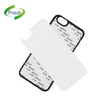 High quality Sublimation 2D PC Phone Shell For IP 6(China)