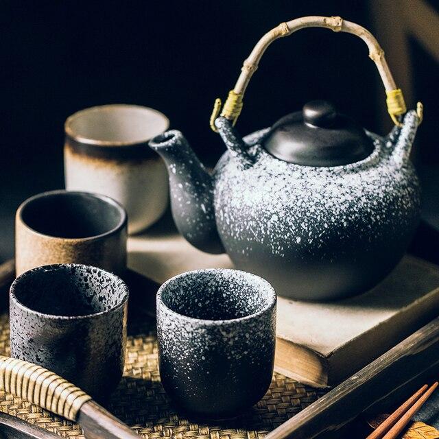 Чайная чашка RUX, керамическая, ручная роспись 3