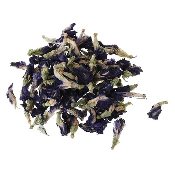 50g/Bag Thailand Blue Butterfly Pea Tea 100% Original Detox Tea Pure Natural Dried Pea Flower Tea Simulation Kitchen Toy 2