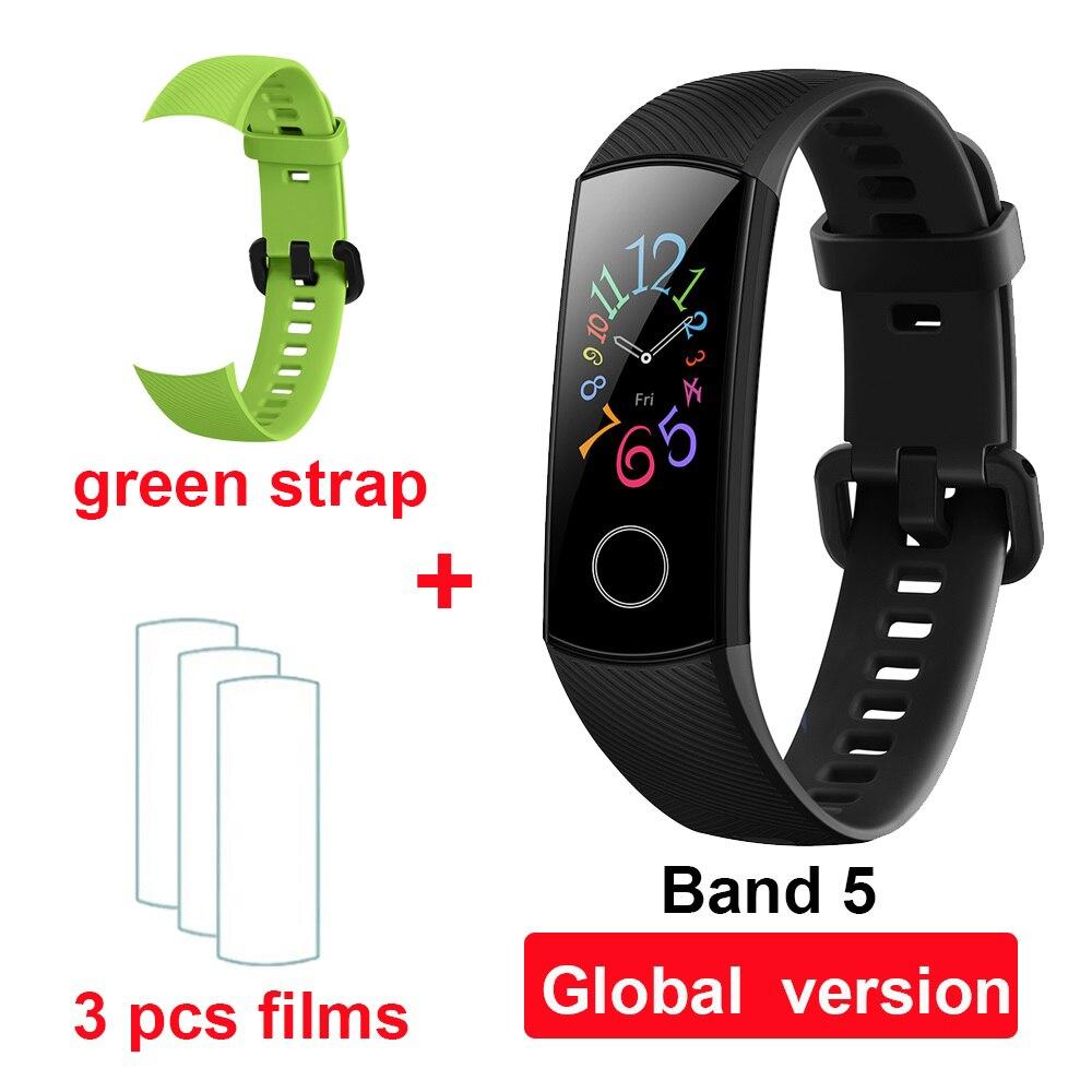 black GL green