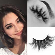 25mm Lashes Extension-Makeup Natural Wholesale 100%Cruelty Thick Maquiagem