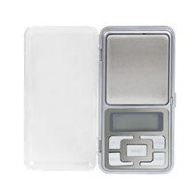 500g X 0.1g Digital Scales Jewelry Gold Herb Balance Weight Gram Lcd Dec#11(China)
