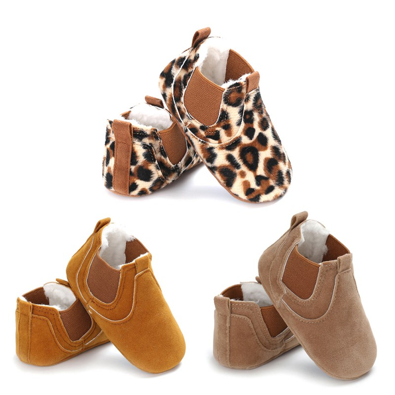 Autumn Baby Girls Boys Shoes Breathable Anti-Slip Casual Sneakers Toddler Soft Soled Walking Shoes 0-18 Months Walking Shoes