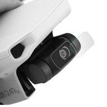 2Pcs Mavic Mini / Mini 2 Droneป้องกันหน้าจอ9Hความแข็งAnti Scratchกระจกนิรภัยฟิล์มเลนส์สำหรับDJI Mavic Miniอุปกรณ์เสริม