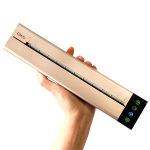 Image 2 - Tymczasowa maszyna transferowa do tatuażu drukarka do rysowania szablon do drukarki termicznej kopiarka do transferu tatuażu drukarka do kopiarki papierowej wtyczka amerykańska