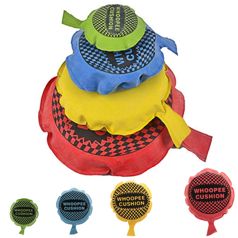 Whoopee Cushions Bulk Fun Whoopee Noise Makers Non-Toxic Prank Toy For Kids And Adults