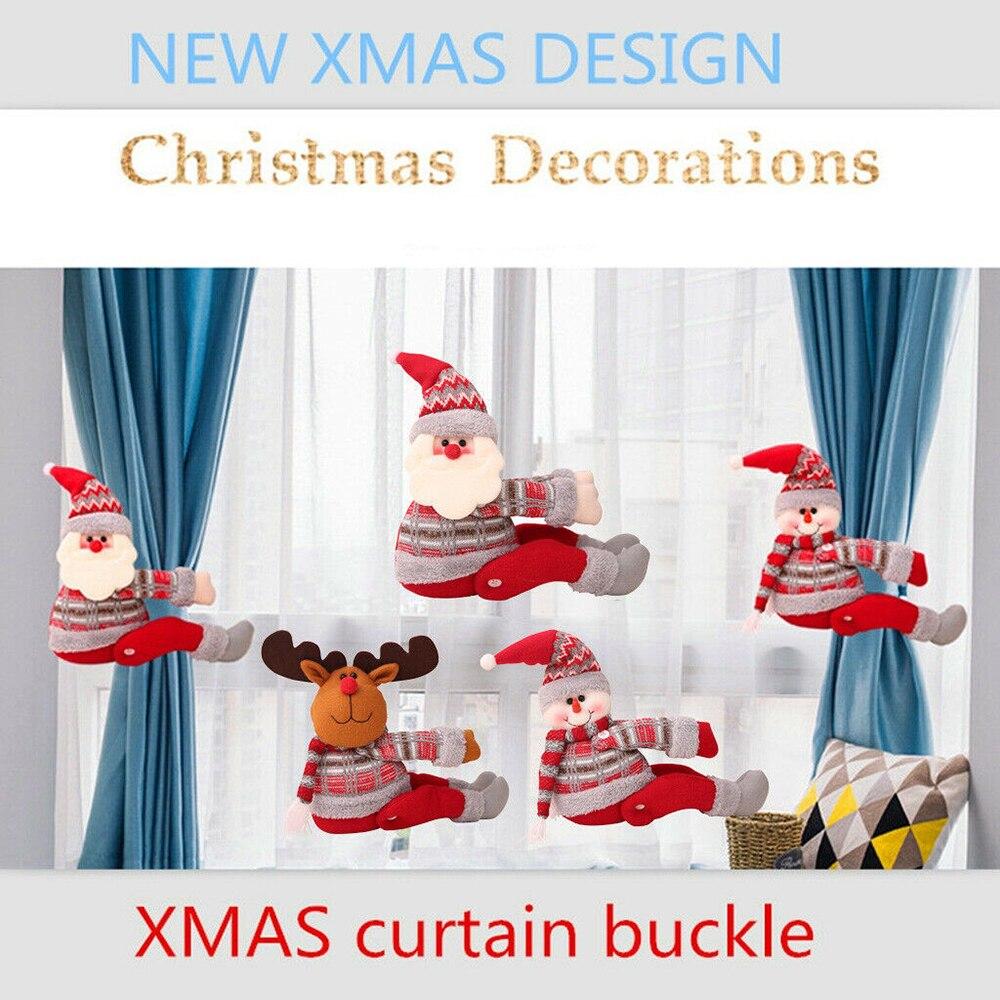 Rouku Campanas de Viento de Mariposa de Navidad Colgante de Cortina de Navidad Colgante de /árbol de Navidad Accesorios de Navidad 2020