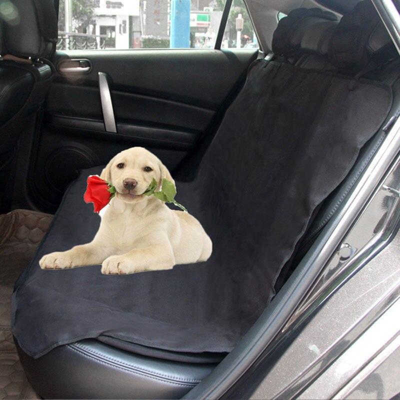 รถที่นั่งสำหรับสัตว์เลี้ยงครอบคลุมกันน้ำฝาครอบที่นั่งสำหรับแมวสัตว์เลี้ยง/สุนัข Anti ฝุ่นรถยนต์ป้องกันเข็มขัดสำหรับรถซีดาน-ใน ที่คลุมเบาะรถยนต์ จาก รถยนต์และรถจักรยานยนต์ บน Car Interior Parts Shop Store