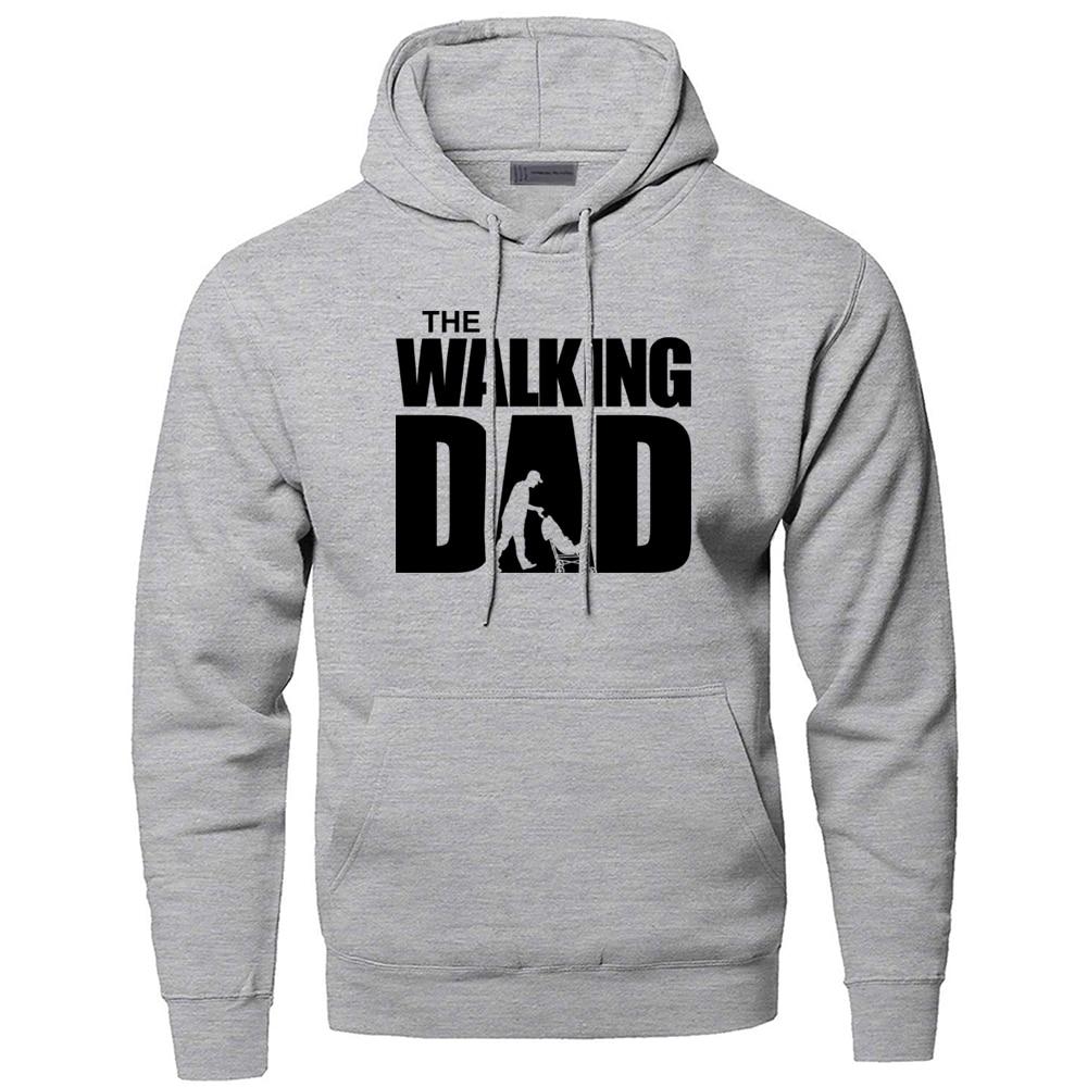 The Walking Dead Sweatshirts Hoodies Men Hooded Sweatshirt Hoodie Winter Autumn Fleece Warm Fitness Horror Print Sportswear Mens