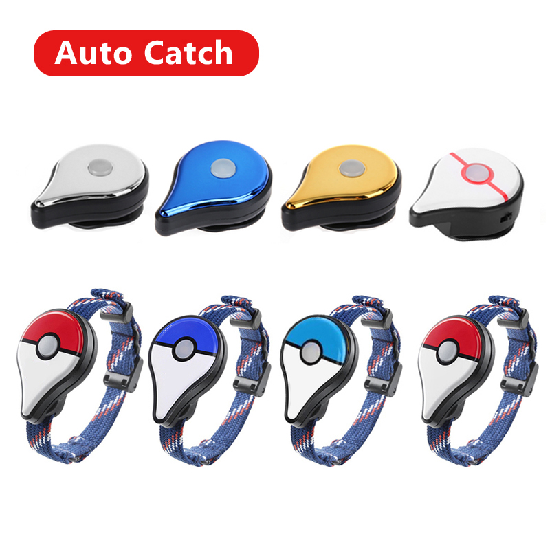 Auto Catch For Pokemon Go Plus Bluetooth Wristband Bracelet For Nintendo Balls Smart Watch For Pokemon GO Plus Charging Type