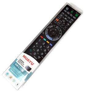 Image 2 - RM L1108 Fernbedienung für Sony BRAVIA W/XBR/ Serie LCD Fernsehen mit backlit KLV 52W300A KDL 40W3000 RM GA017 RM YD017