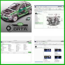 2020 venda quente software de reparação automóvel vívido oficina dados ati 10.2 software manual elétrico vívido cd/download ligação/16gb usb