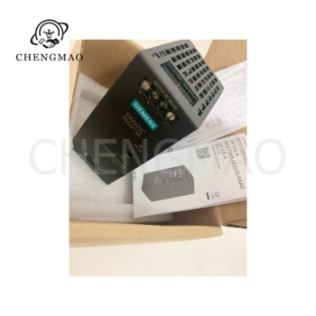 Original Siemens 200SMART Power Supply PM207 6ES7288-0CD10-0AA0 3A DC24V original siemens s7 et200 series plc module 6es7131 4bb01 0aa0 6es7131 4bb01 0ab0