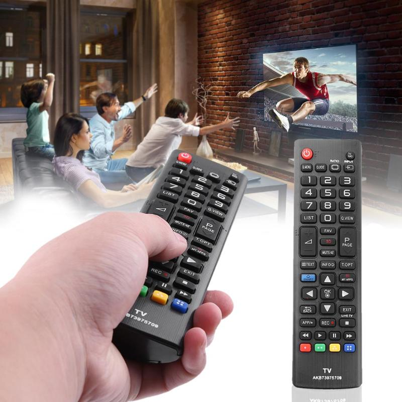 FOR LG AKB73975709 AKB73715601 Portable Universal Smart LCD 3D TV Remote Control Hot Sale