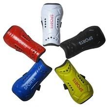 цена на Football Shin Leg Protector Soccer Shin Guard Light Pads for Adult Teenage Hot Soccer Guards Sports