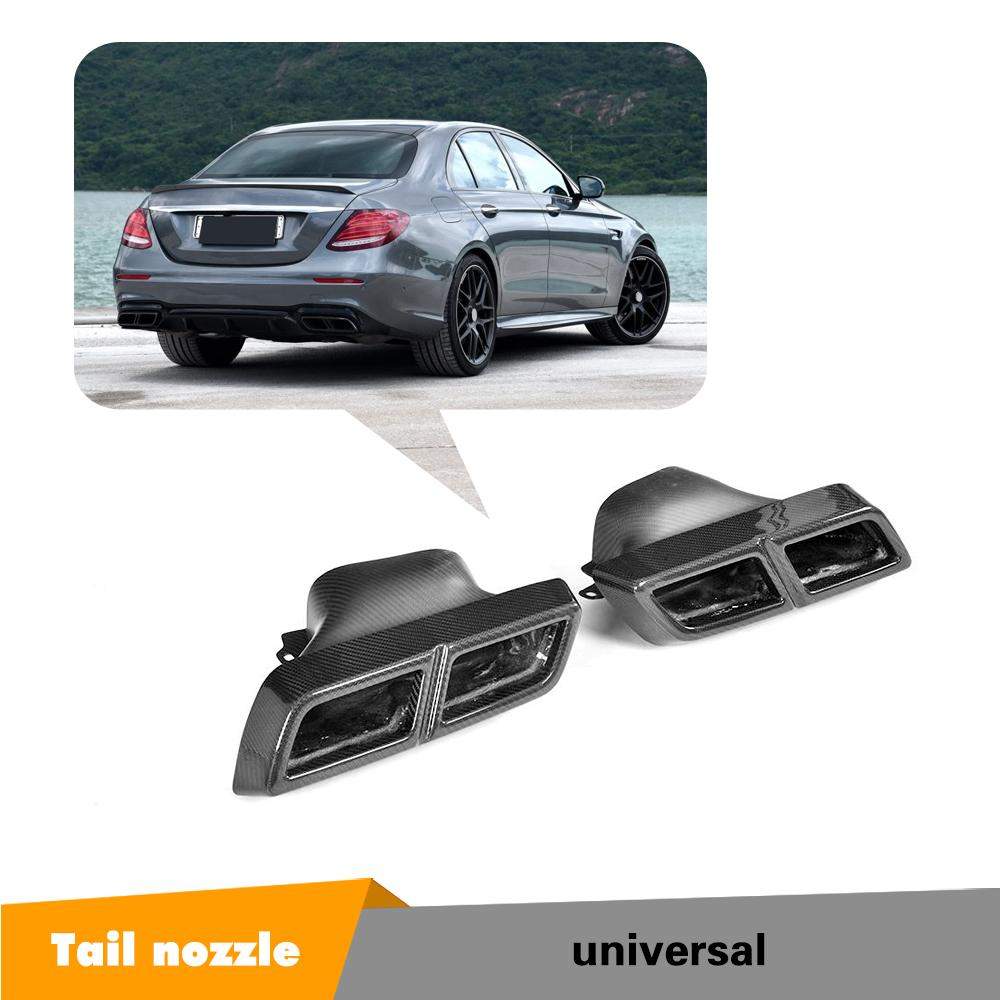 New Exhaust Muffler Tip Tail Pipe For Mercedes BENZ W221 S550 S600 S63 S65 AMG