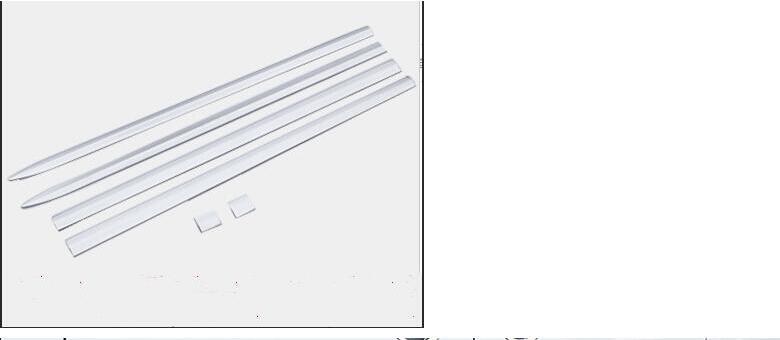 Применение 2018 для Honda Odyssey обшивка кузова отделка двери анти столкновения полосы декоративные аксессуары