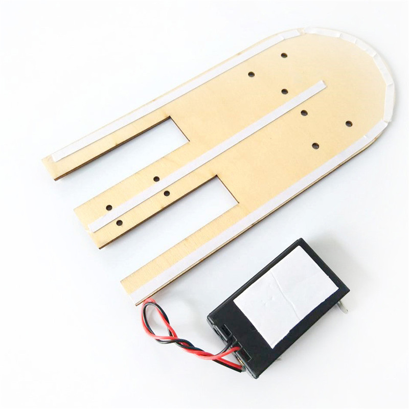 Electric boat science education toy DIY Electronic Assembly Boat Model Toy Scientific Experiment Toy For Kids Gifts #4J09 (7)