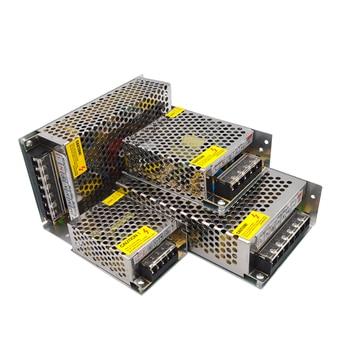 LED Netzteil 220v zu DC 12V 24V Schalt Netzteil 9V 12V 18V 24V 48 V 1A 2A 3A 5A 10A 220V zu 9 12 18 24 48 V Volt CCTV