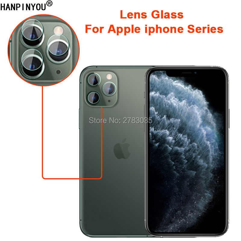 Apple の Iphone 11 プロ Xs Max X XR 6 6S 7 8 プラス超スリムバックカメラレンズプロテクターリア Len カバー強化ガラスフィルム