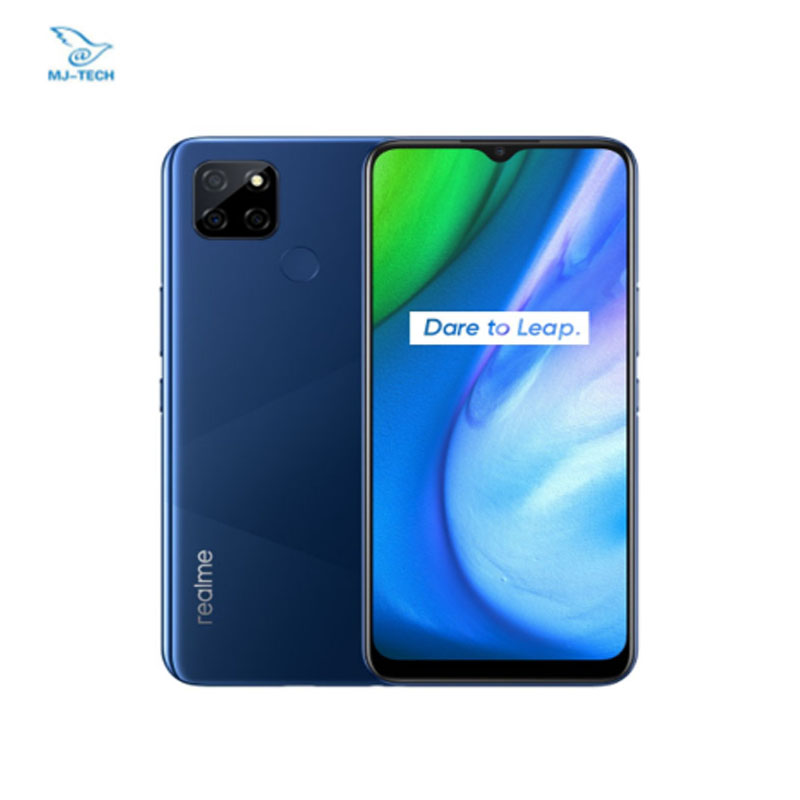 В наличии Realme V3 5G 6,5 ''720 * 1600HD + 5000 мА/ч, Батарея 13MP тройной Камера Dimensity 720 Восьмиядерный мобильный телефон