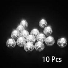 10 Pcs Mini LED Light Ball Lamp For Balloon Lantern Birthday Parties Decoration
