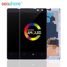 ORIGINAL For NOKIA Lumia 1020 LCD Touch Screen Digitizer Assembly For Nokia 1020 Display Replacement EOS909 RM-875 RM-876 RM-877 стоимость