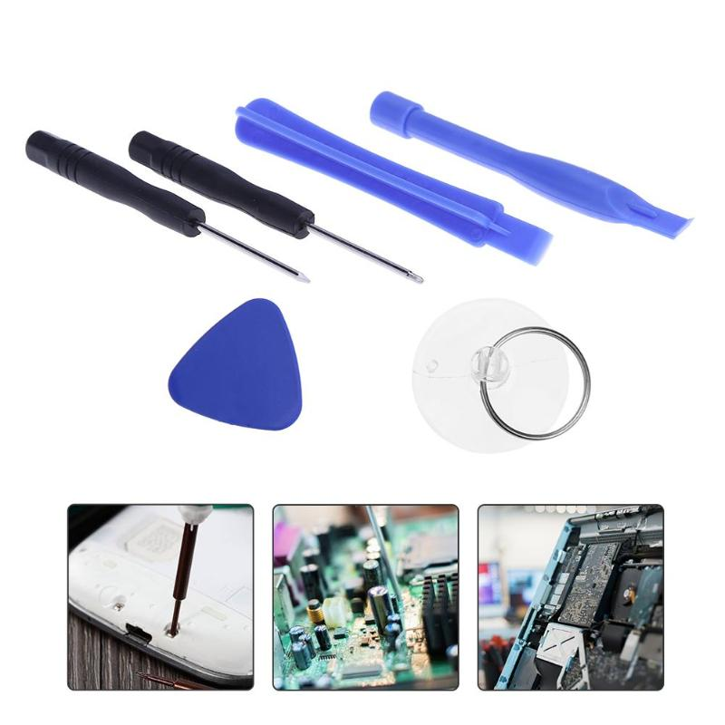 Repair-Tool Steel-Screwdriver Mobile-Phone-Screen-Pry Plastic for 10pcs Prying-Bar Precision title=