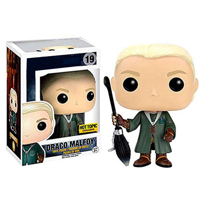 New Arrival Draco Malfoy 19 # Action Figures Movie Characters Collection Model Toys For Children Christmas Gifts