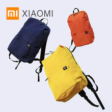 XIAOMI MIJIA, рюкзак, сумка для мамы, сумка для папы, водонепроницаемый, цветной, Повседневный, Спортивный, для мальчиков и девочек, рюкзак, 10л, легкий, portabl