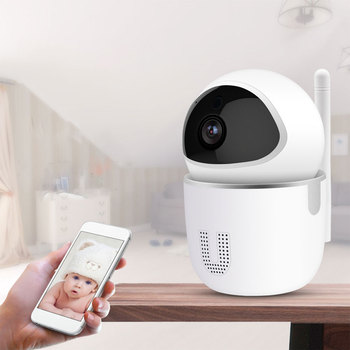 1080P 720P IP Camera Security Camera WiFi Wireless CCTV Camera Surveillance IR Night Vision Baby Monitor Pet Camera недорого