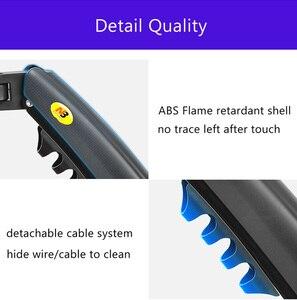 "Image 3 - NB NEW F80+2pc USB3.0 17 27"" desktop LED LCD Monitor Holder Arm Gas Spring Full Motion 2 9kg ergonomica dual arm"