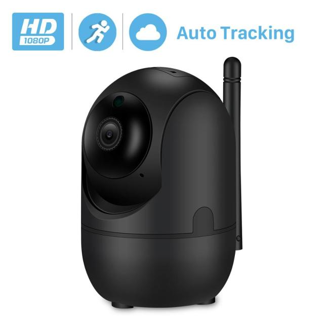 BESDER 1080P Wireless IP Camera Intelligent Human Auto Tracking Indoor Home Security Surveillance CCTV Network WiFi CCTV Camera