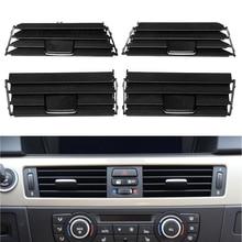 Viento salida de aire acondicionado Panel de ventilación paleta rejilla ajuste pieza para BMW Serie 3 E90 E91 E92 E93 318i 320i 325i 330i