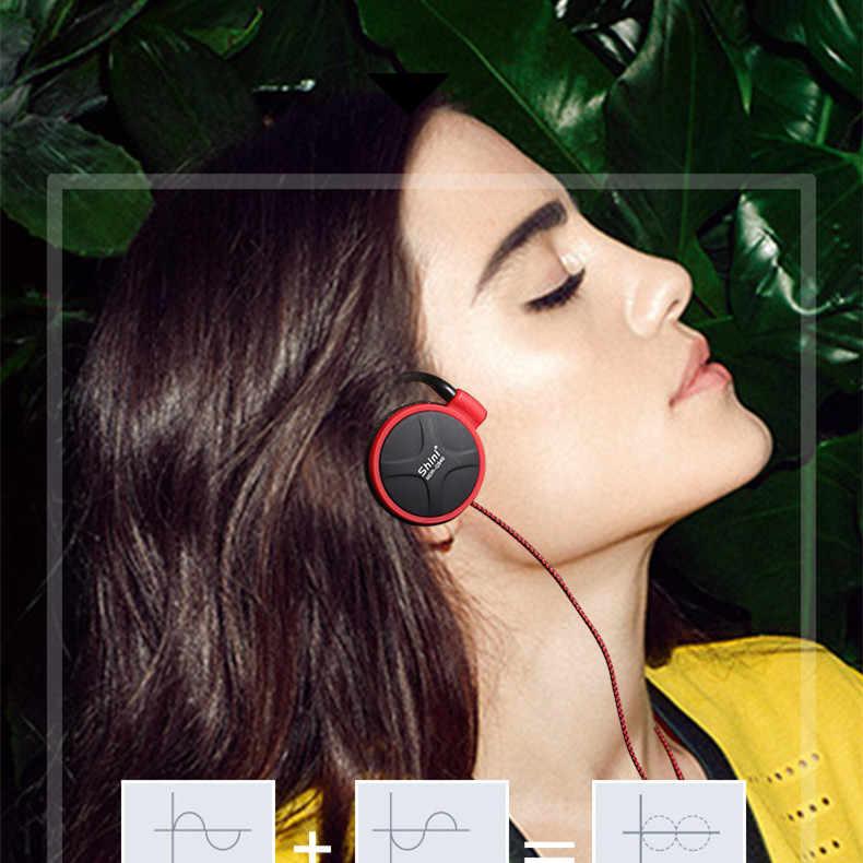 حار سوبر سماعة رأس جهيرة الصوت سماعة الأذن زوج واحد سماعات 3.5 مللي متر ل Mp3 Mp4 الرياضة لاعب الكمبيوتر المحمول سماعة
