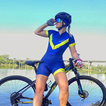 2020 refactor team triathlon suit women cycling clothing summer tights triathlon bike outdoor racing suit mtb cycling jersey