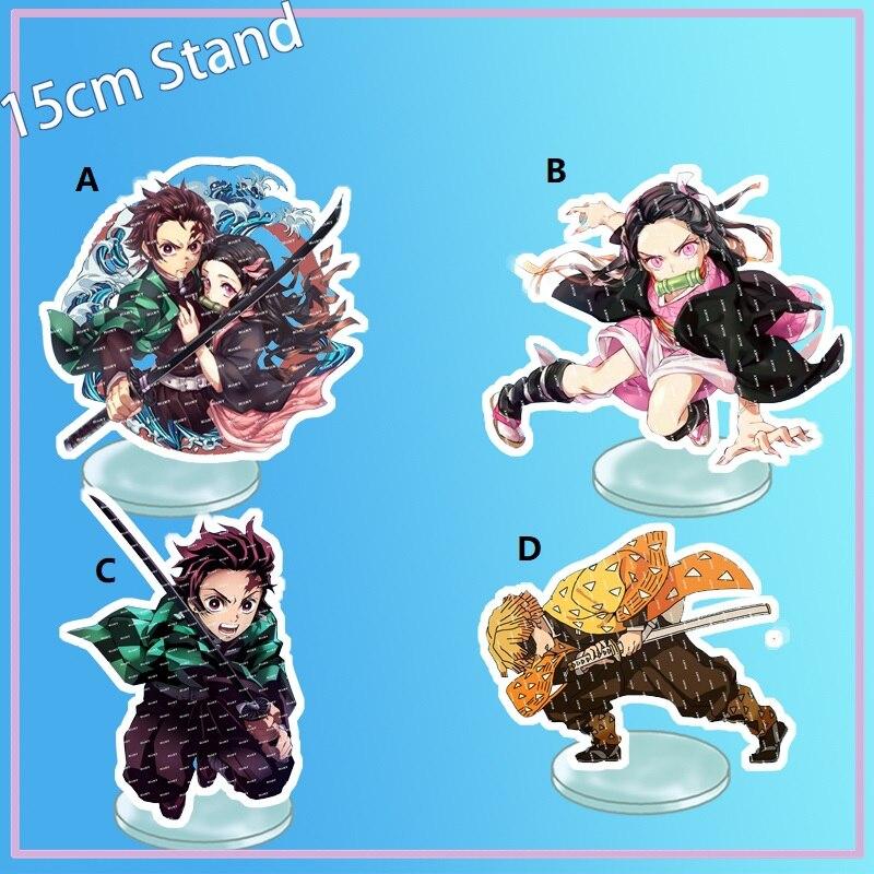 Demon Slayer Kimetsu No Yaiba Kamado Nezuko Anime Acrylic Stand Figure 15cm