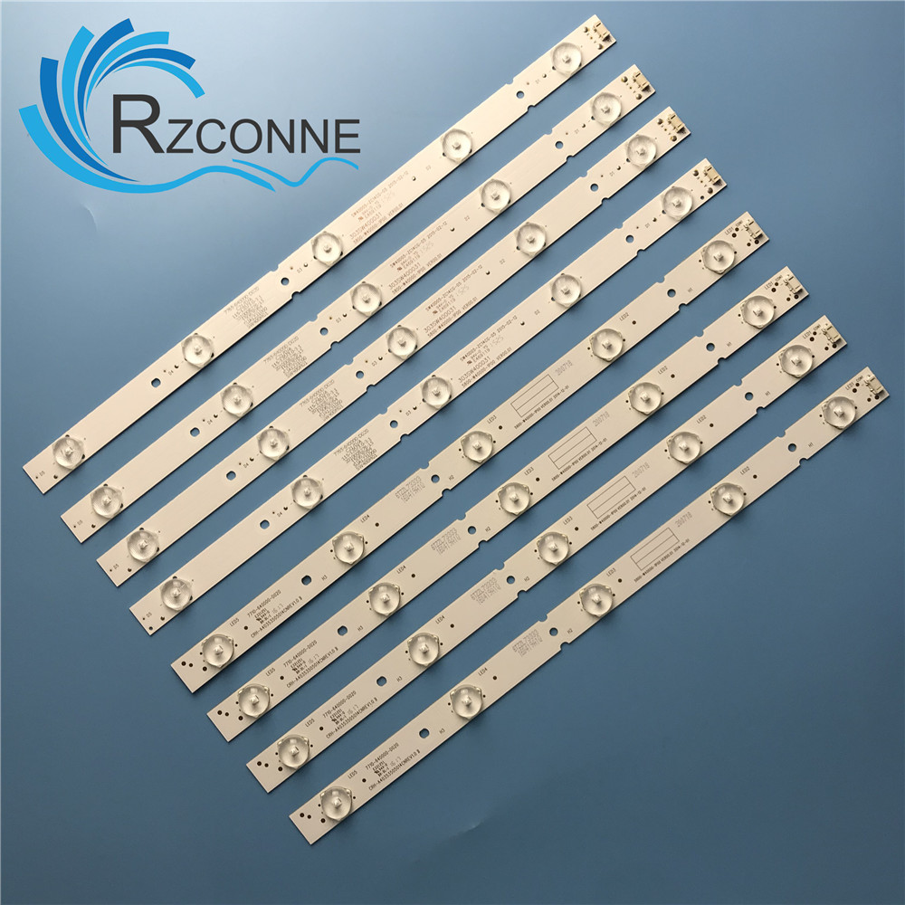 LED Backlight Strip 5 Lamp For 40E6000 40E3000 40E3500 40E3500 5800-W40000-3P00 2P00 1P00 VER0.0
